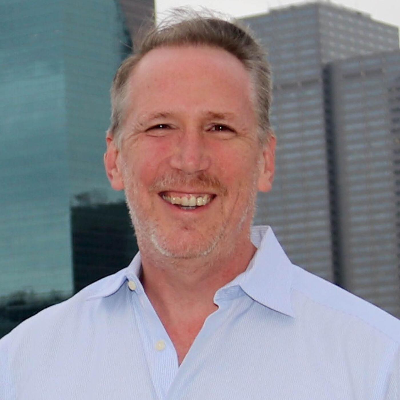Robert Garrison CEO of Mercado Labs