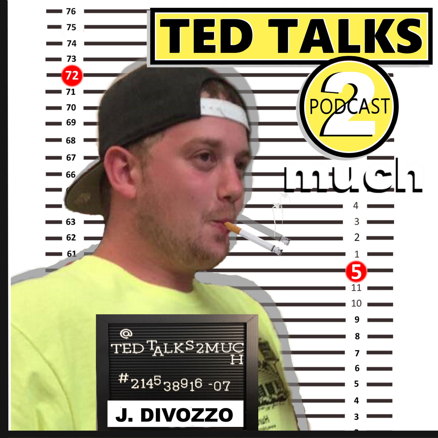 TED TALKS 2 Justin Divozzo... about Bible Stories, Dating and Covid Comedy