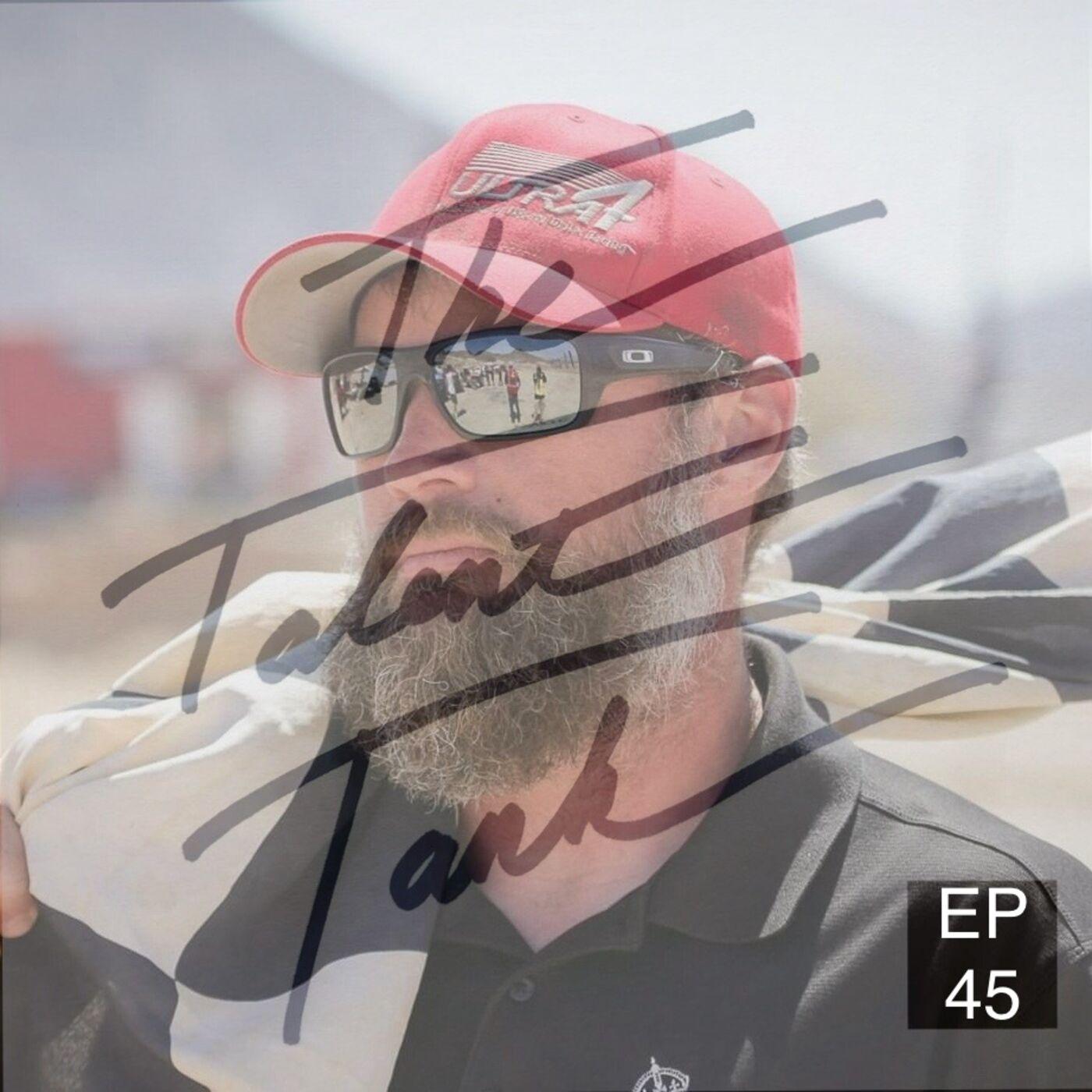 EP 45 Jeremy Dickenson