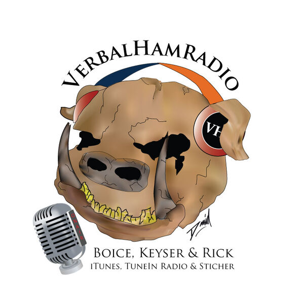 Verbal Ham Radio Podcast Artwork Image