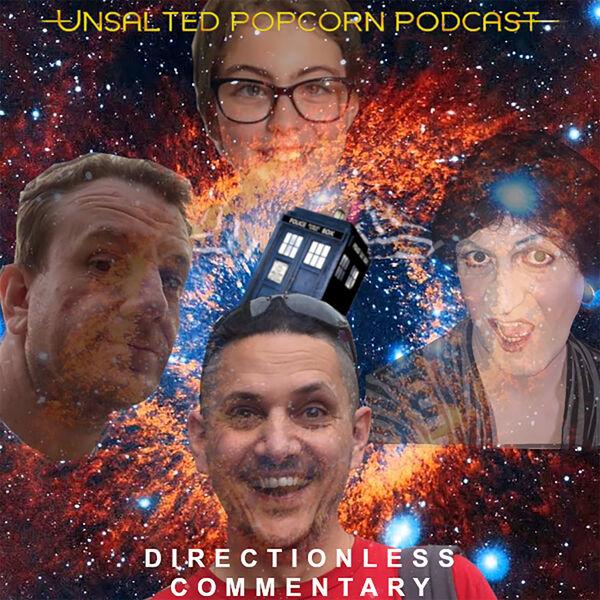 The Unsalted Popcorn Podcast Podcast Artwork Image