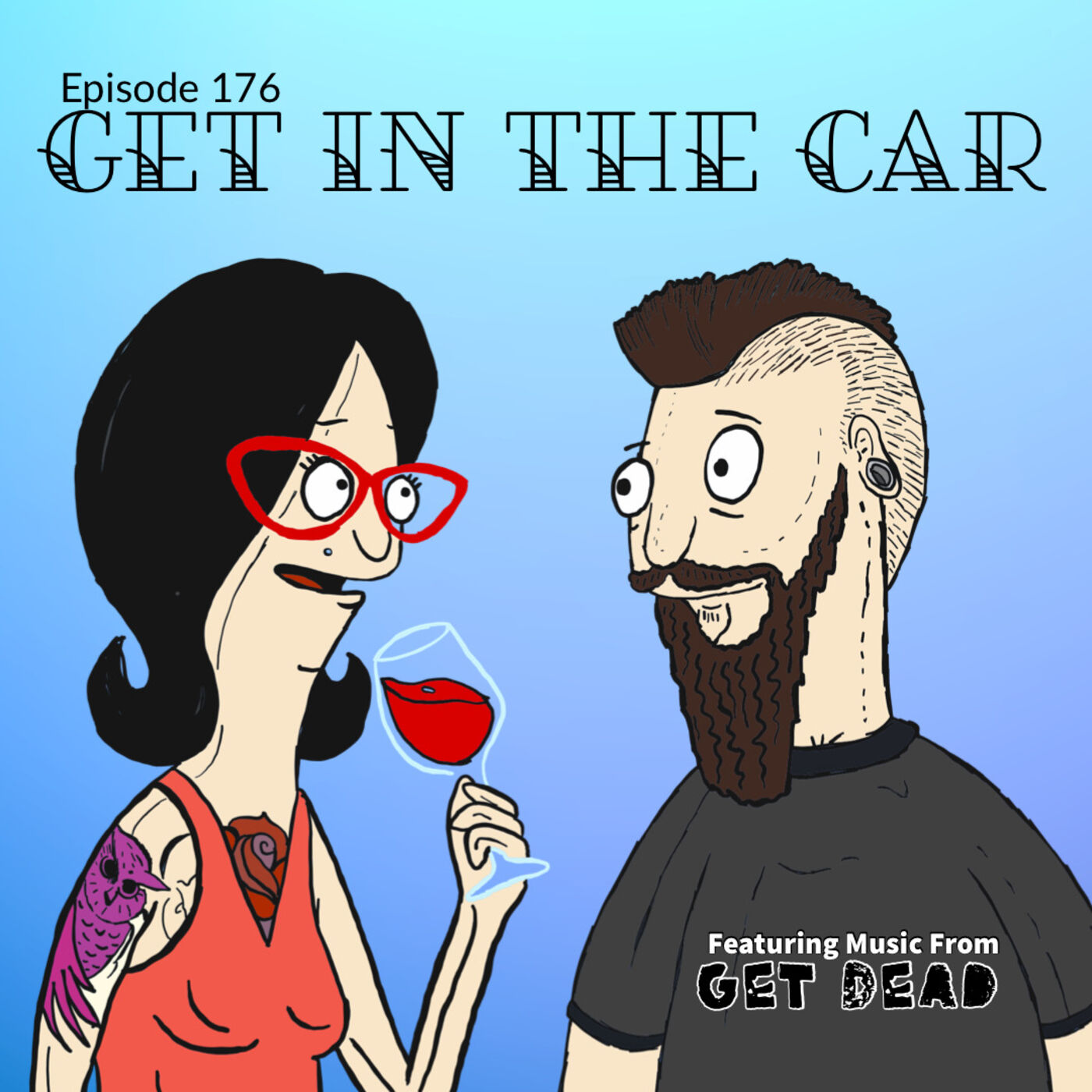 Episode 176: Get In The Car