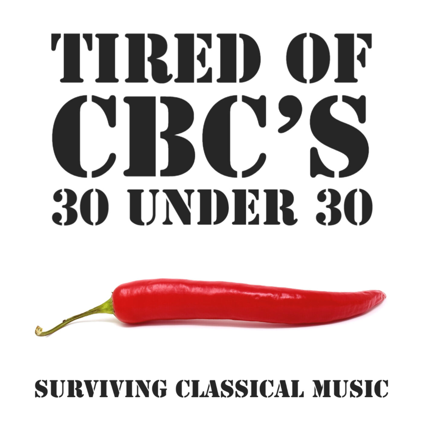 Tired of CBC Music's 30 under 30 & Take Ownership of Your Media Game