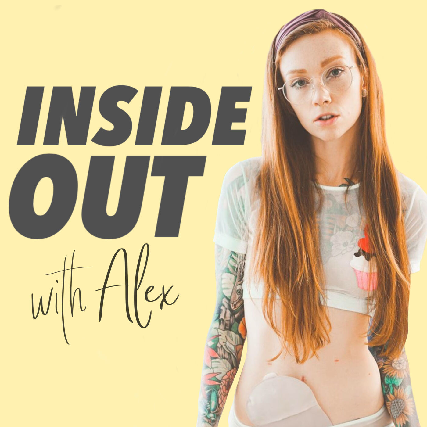 Inside Out with Alex; Sex Work with a Stoma