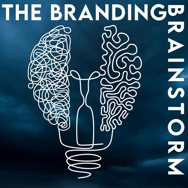 The Branding Brainstorm Podcast Artwork Image