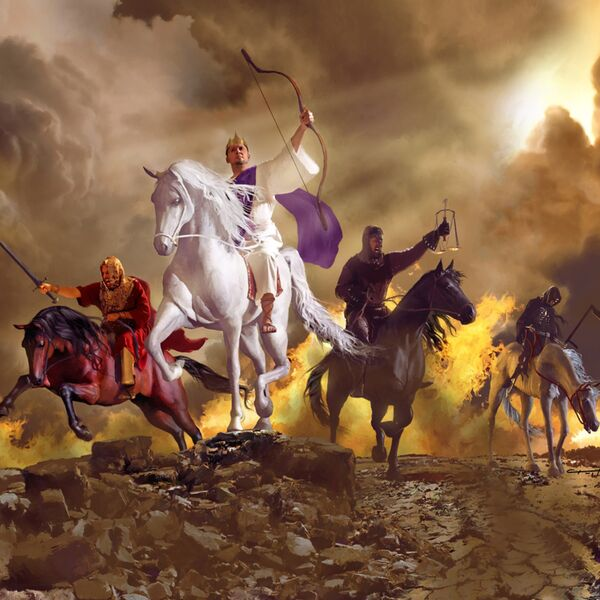 When God Abandons Our Nation Podcast Artwork Image