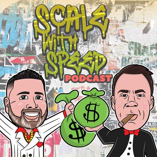 Scale With Speed Podcast Podcast Artwork Image