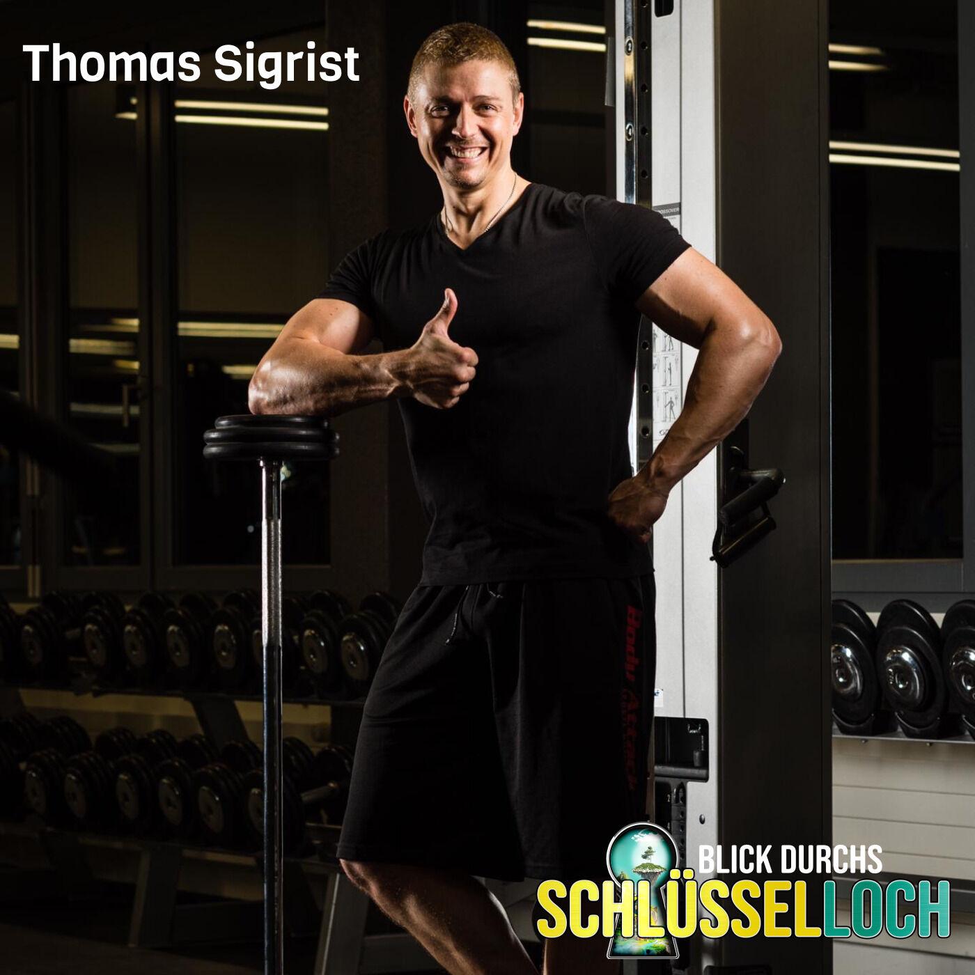 # 15 Warum Vegan für mich so einfach ist! Thomas Sigrist