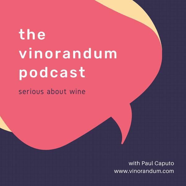 The Vinorandum Podcast Podcast Artwork Image