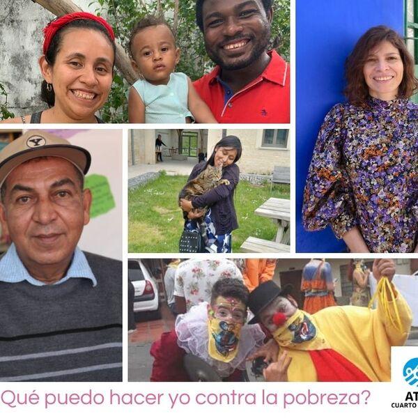 ¿Qué puedo hacer yo contra la pobreza? Podcast Artwork Image