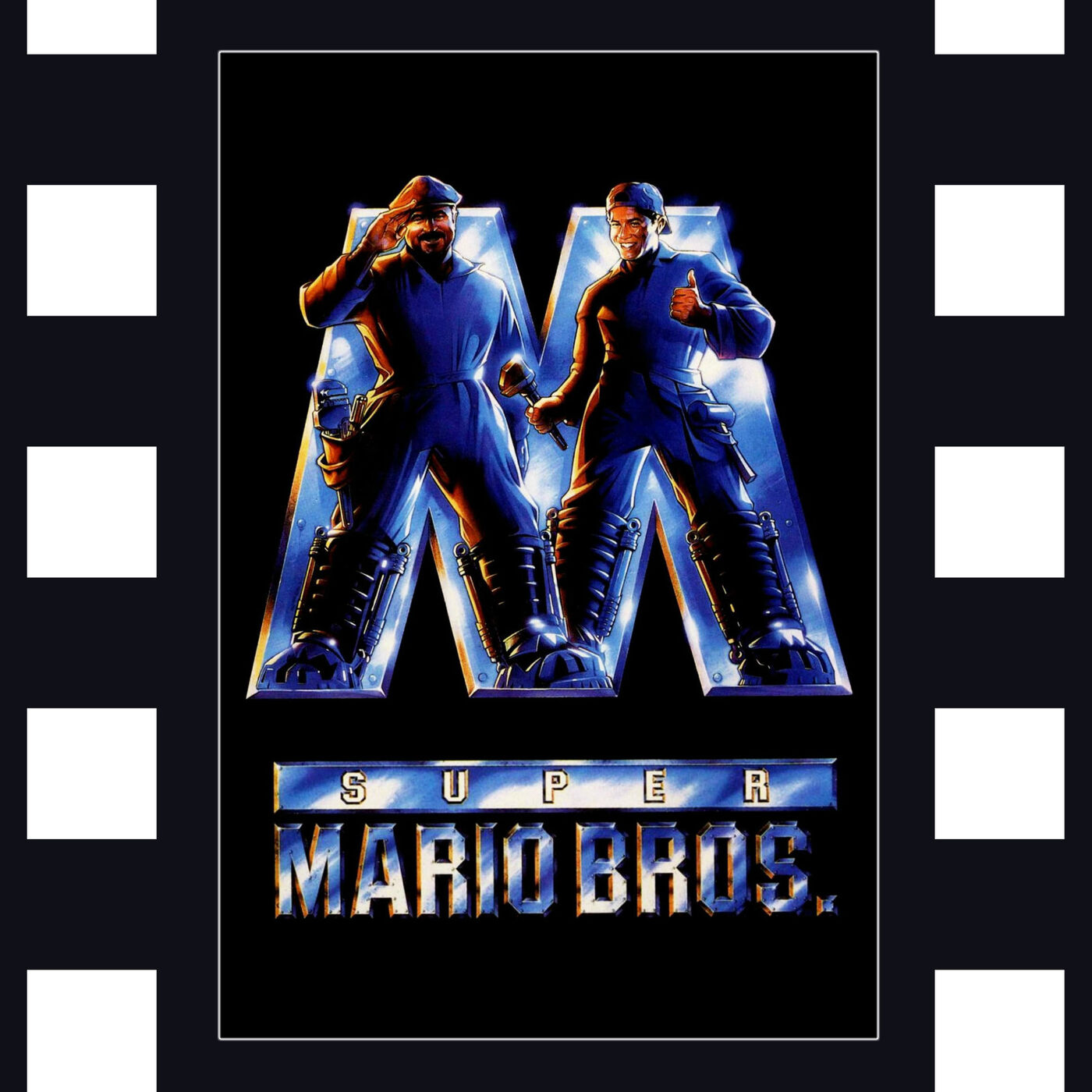 Super Mario Bros. - Reliving Trauma with The Reformed Gamers