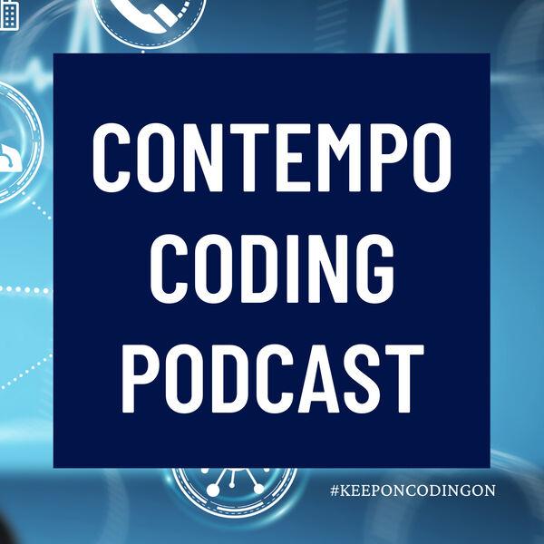 Contempo Coding Podcast Podcast Artwork Image