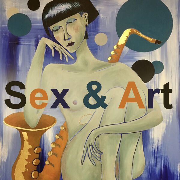 Sex & Art Podcast Artwork Image