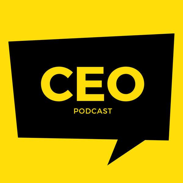 CEO Podcast Podcast Artwork Image