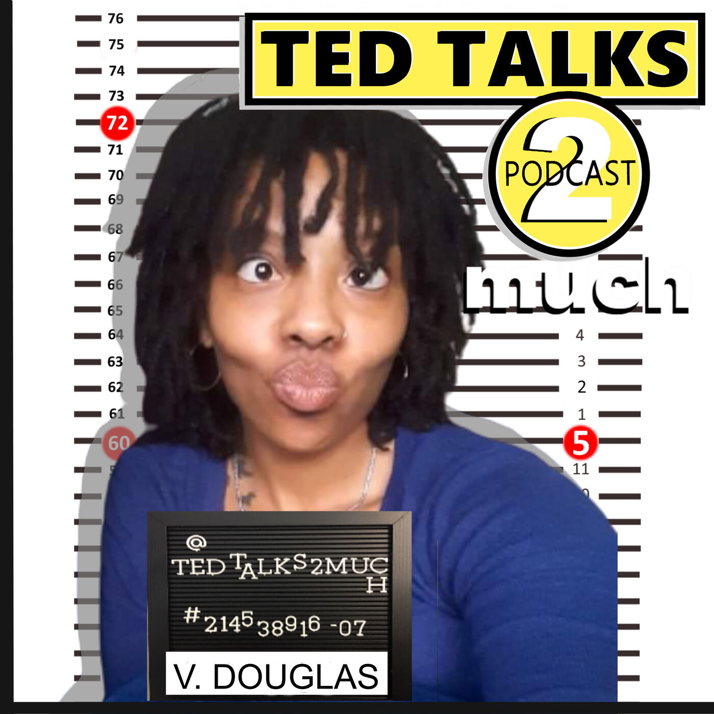 TED TALKS 2 Veronica Douglas... about Social Work, Hairy Women & a Pimp Ring