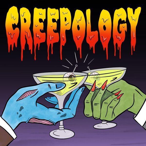 CREEPOLOGY Podcast Artwork Image
