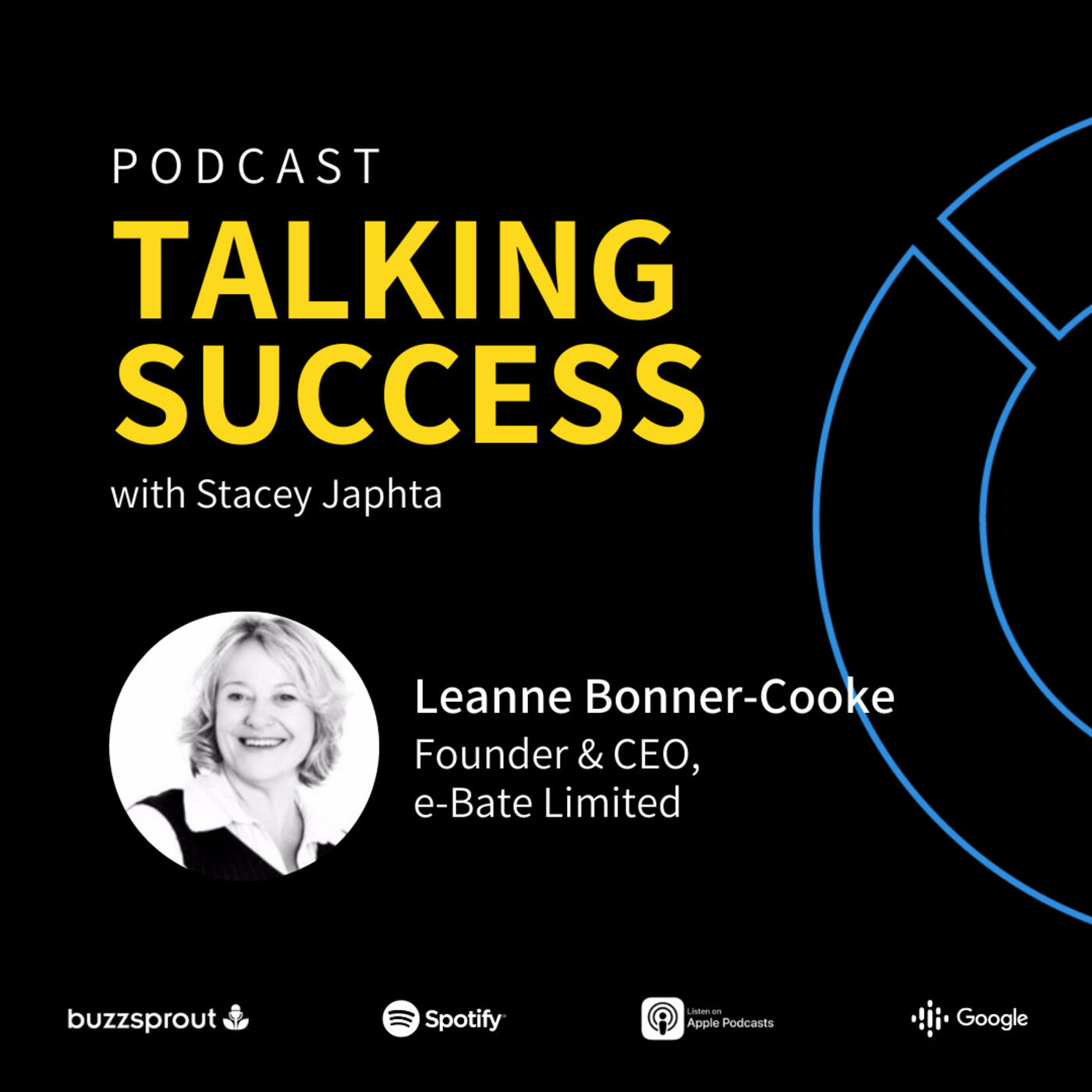 Leanne Bonner-Cooke, CEO & Founder of e-Bate Limited - All things FinTech, how to get investors, and tips for digitizing your business