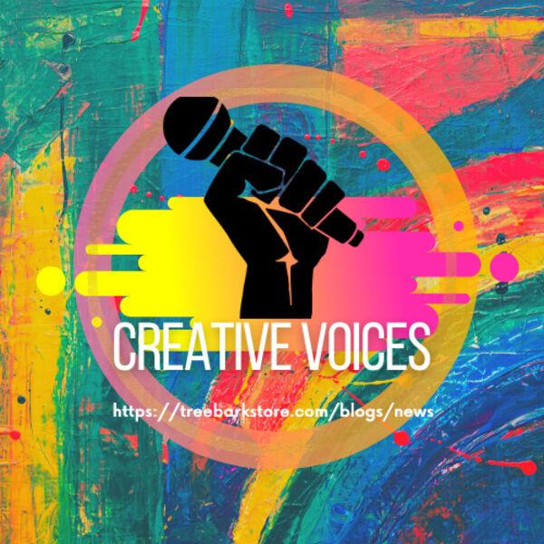Creative Voices Podcast Artwork Image