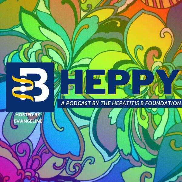 B Heppy Podcast Artwork Image