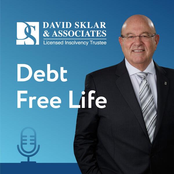 Debt Free Life Podcast Artwork Image
