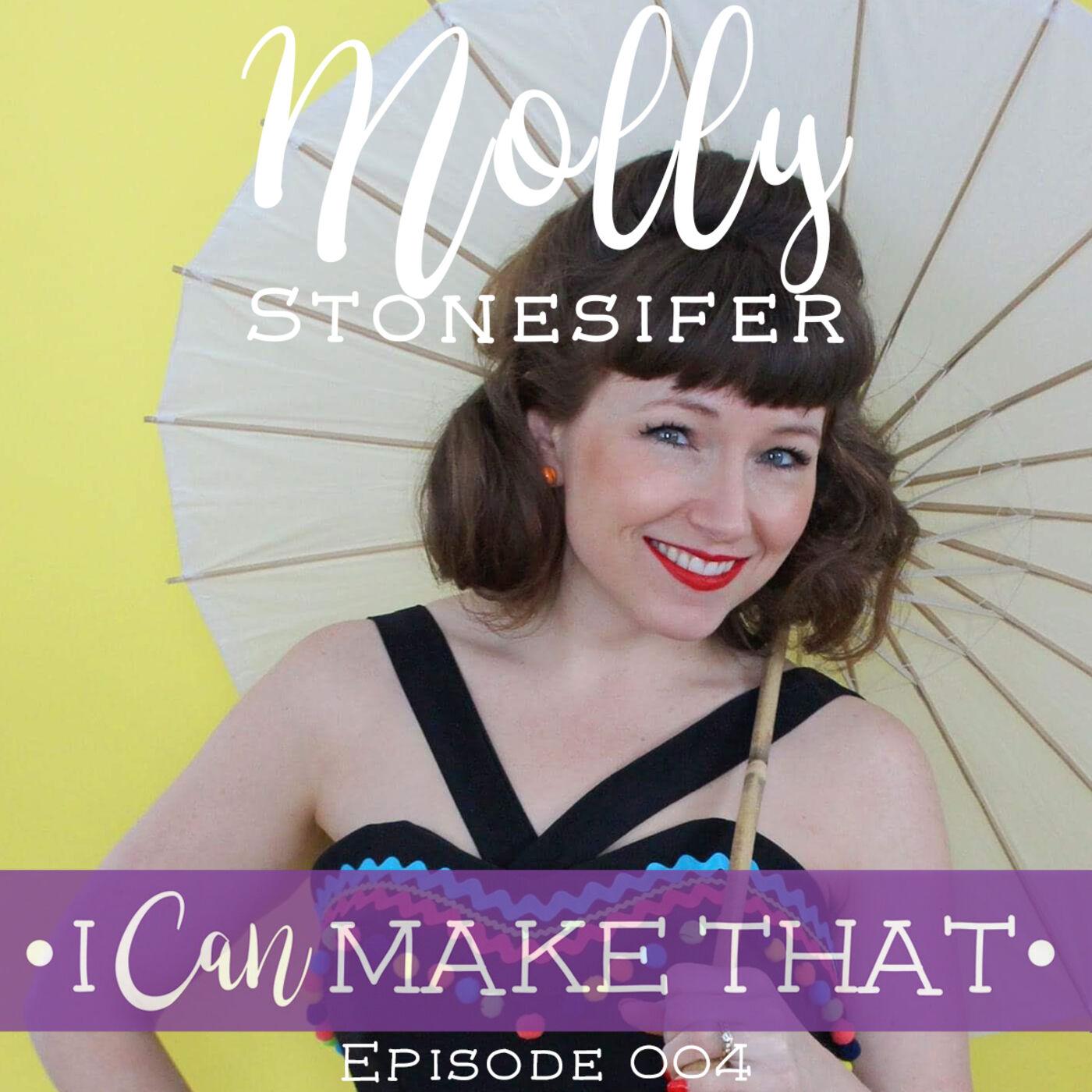E004: Molly Stonesifer, Middler River Studio