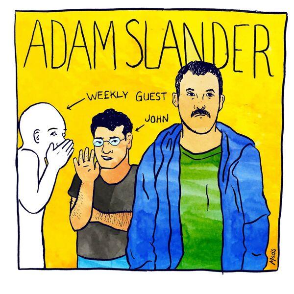 Adam Slander Podcast Artwork Image