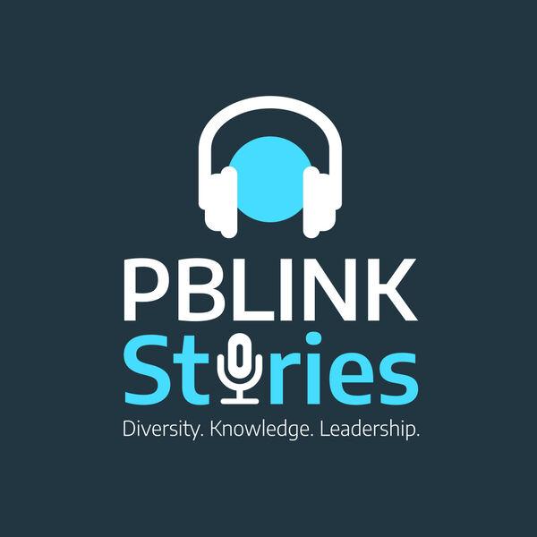 PBLINK Stories Podcast Artwork Image