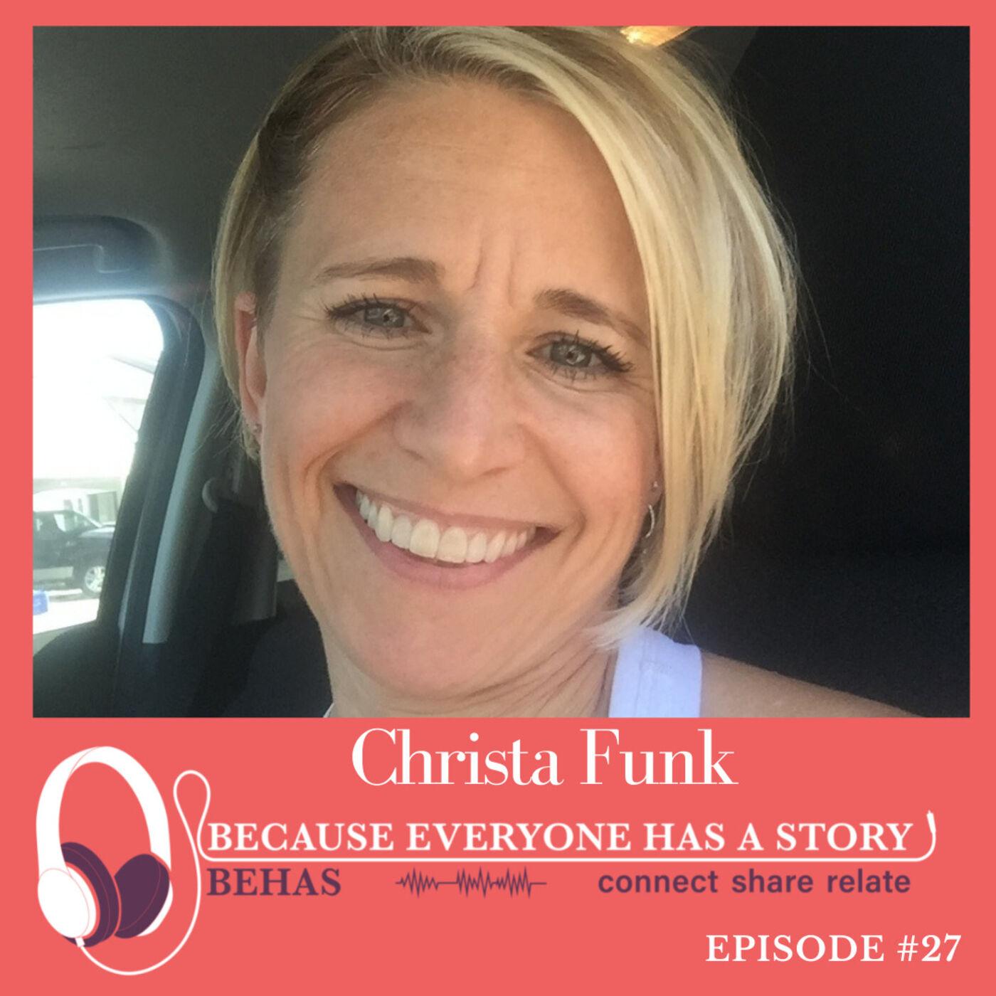 #27 - A Perfect Life – Christa Funk