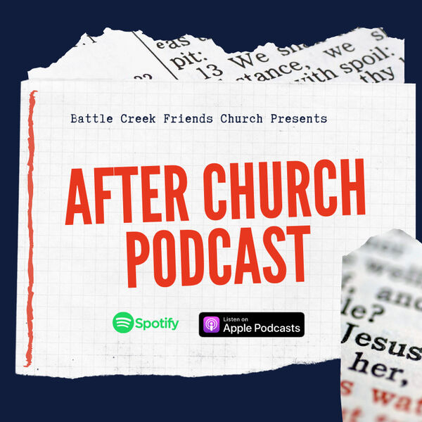 The After Church Podcast Podcast Artwork Image