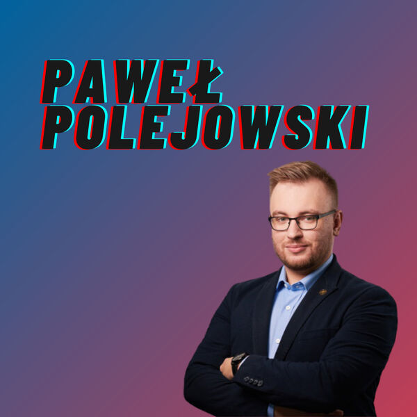 Paweł Polejowski - Trener Języka Angielskiego Podcast Artwork Image