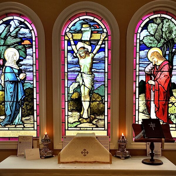 Rev. Fr. Daniel Koehl's Homilies Podcast Artwork Image