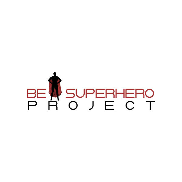 Be A Superhero Project Podcast Artwork Image