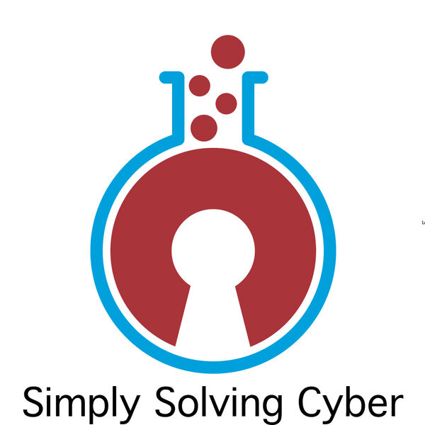 Simply Solving Cyber Podcast Artwork Image