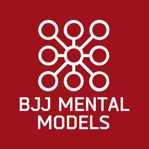 BJJ Mental Models Podcast Artwork Image