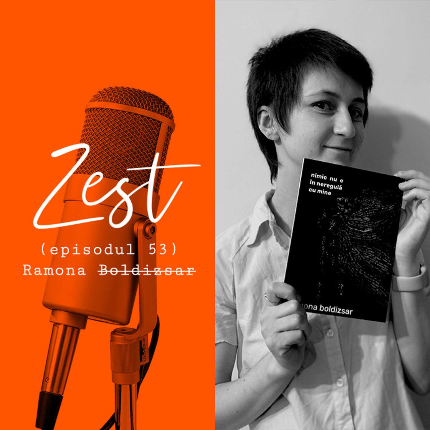 Ramona Boldizsar: Mai nobil decât scrisul boem e scrisul practicat
