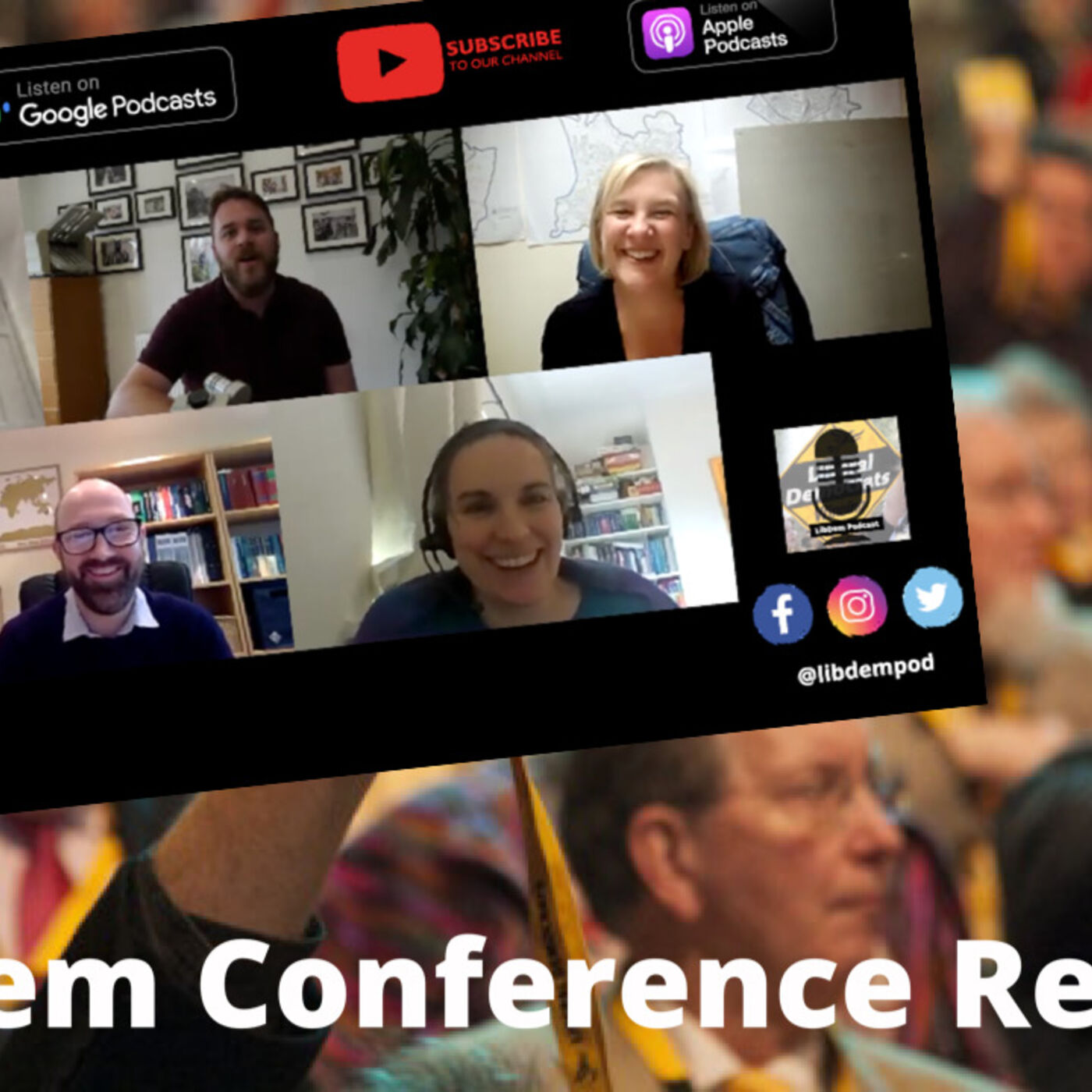 How Successful was Conference? The Review Part 1 with Geoff Payne