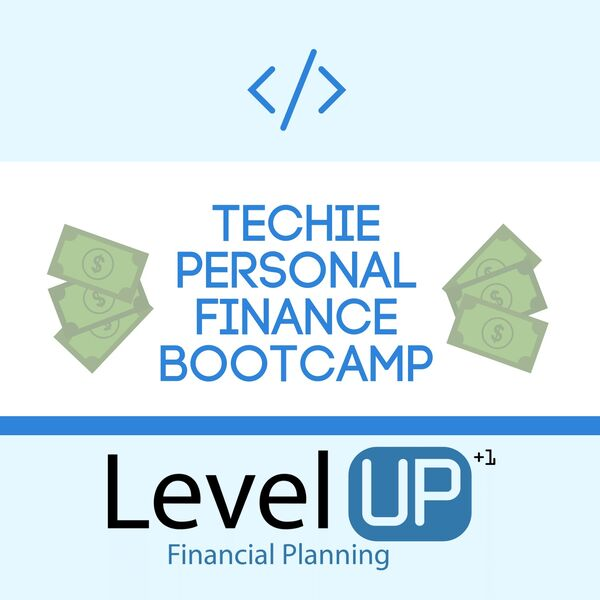 Techie Personal Finance Bootcamp Podcast Artwork Image
