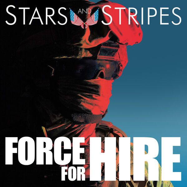 Force for Hire Podcast Artwork Image