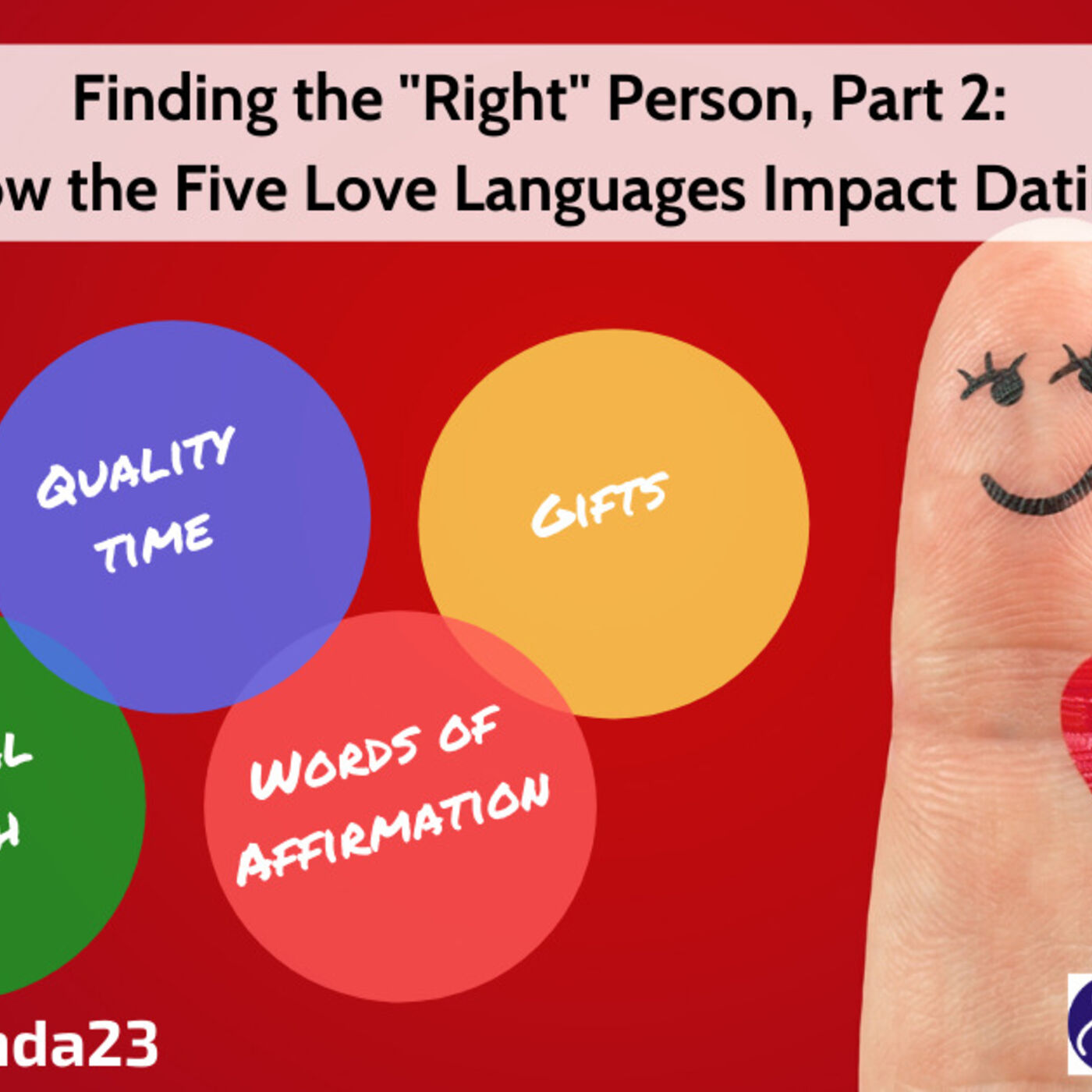 Ep. 19 - The Keys to Implementing the Five Love Languages in Your Relationships