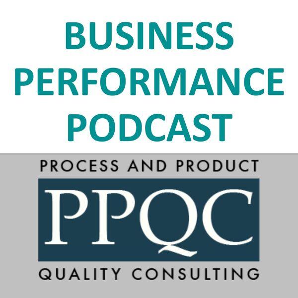 Business Performance Podcast Podcast Artwork Image