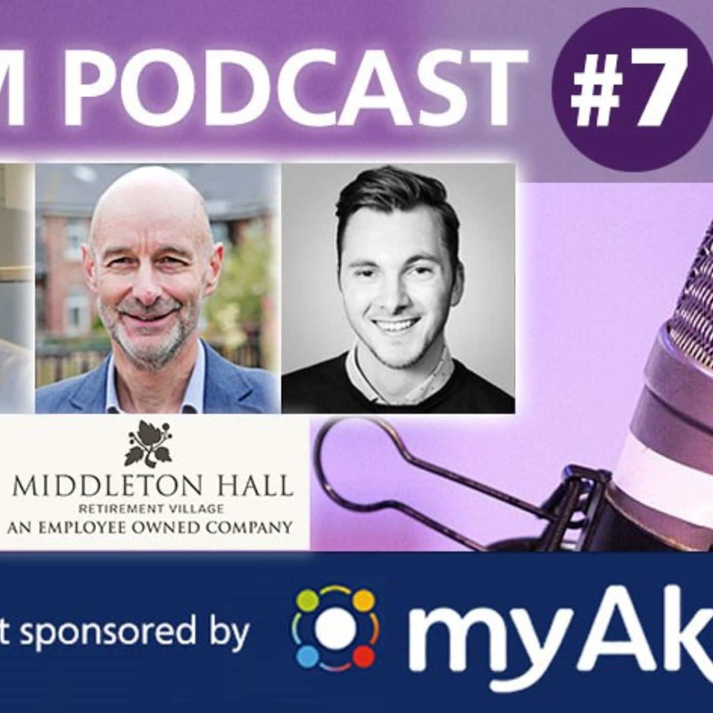 June podcast from Care Home Management. Could Employee Ownership work at your care home?