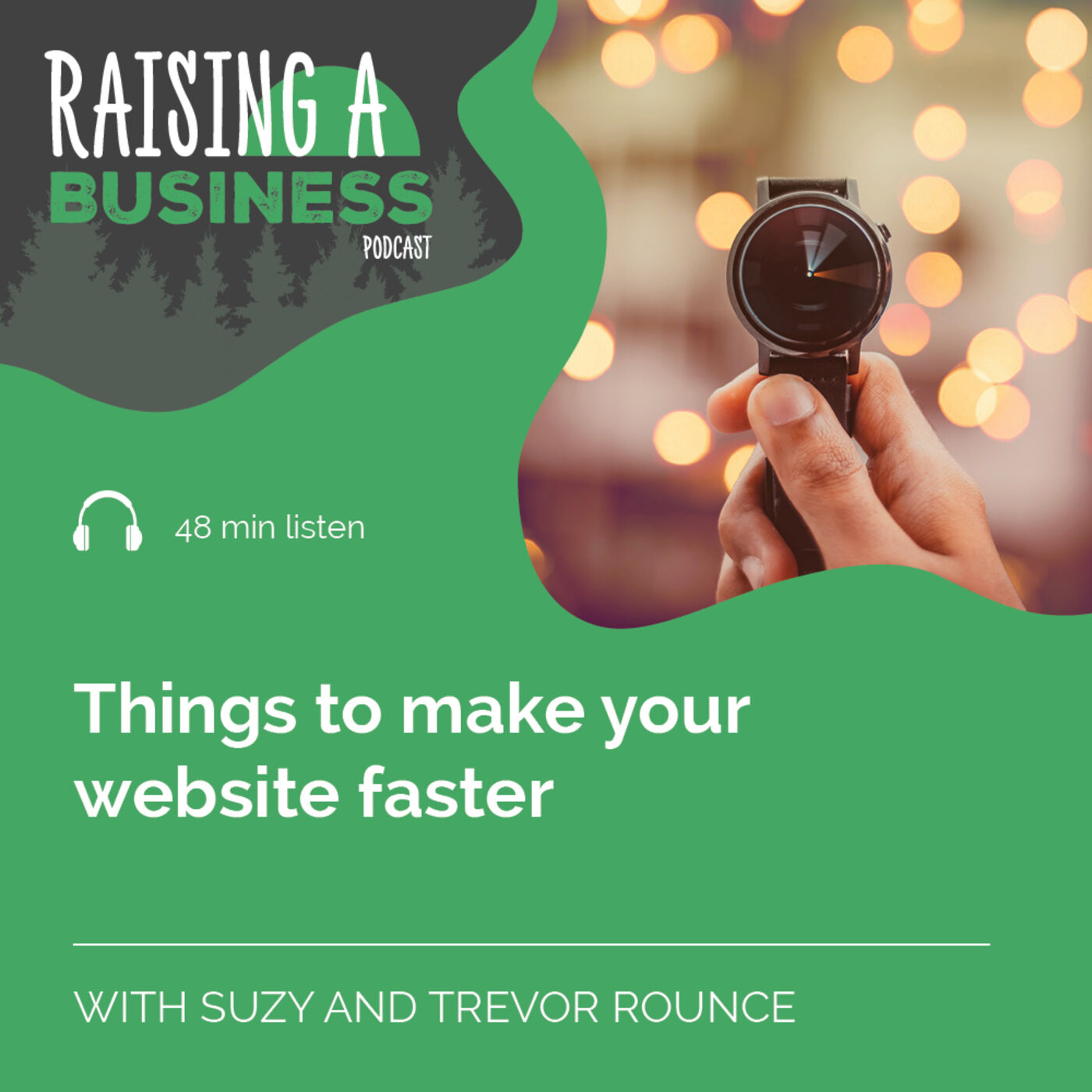 RAB 025 Things to make your website faster