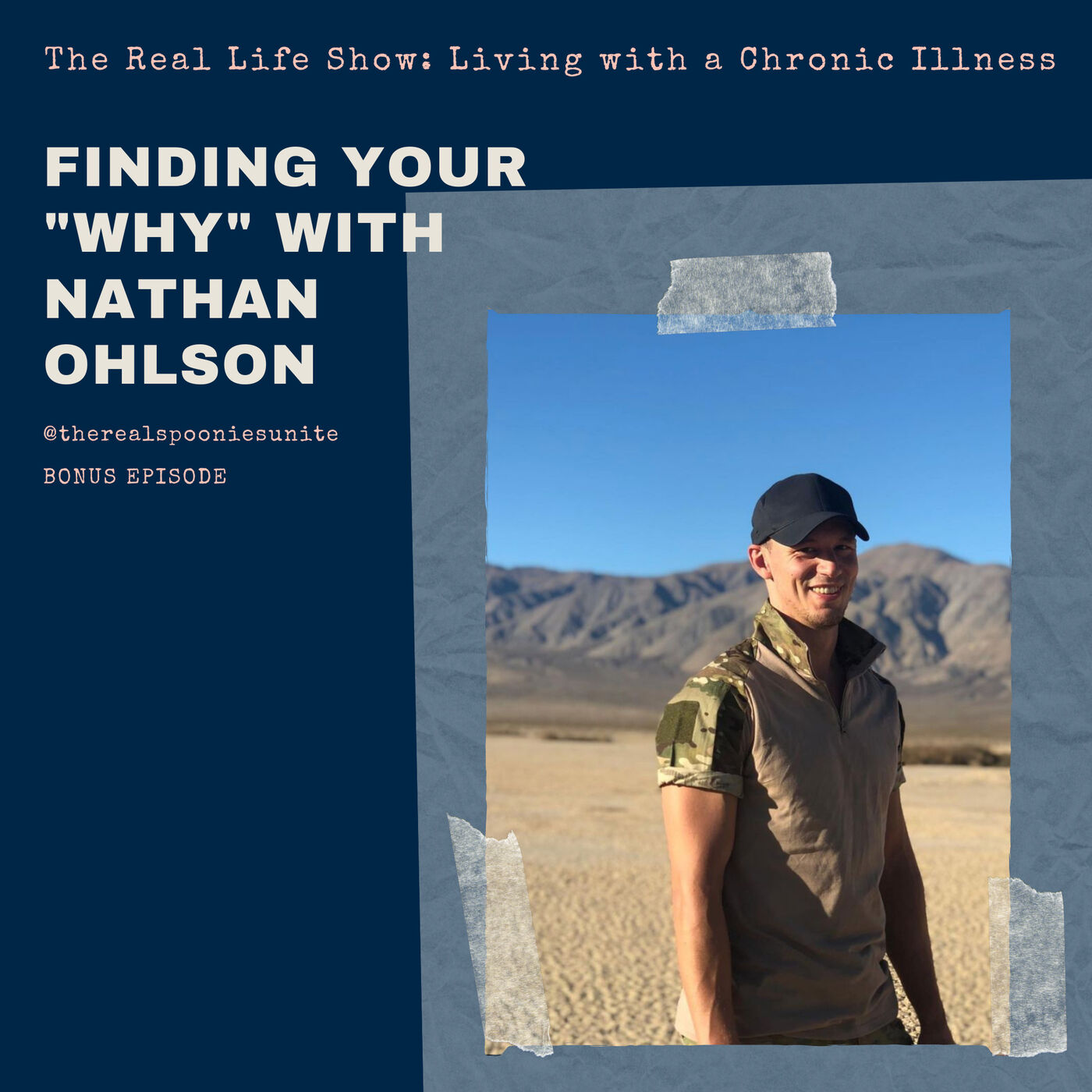 """Finding Your """"Why"""" with Nathan Ohlson"""