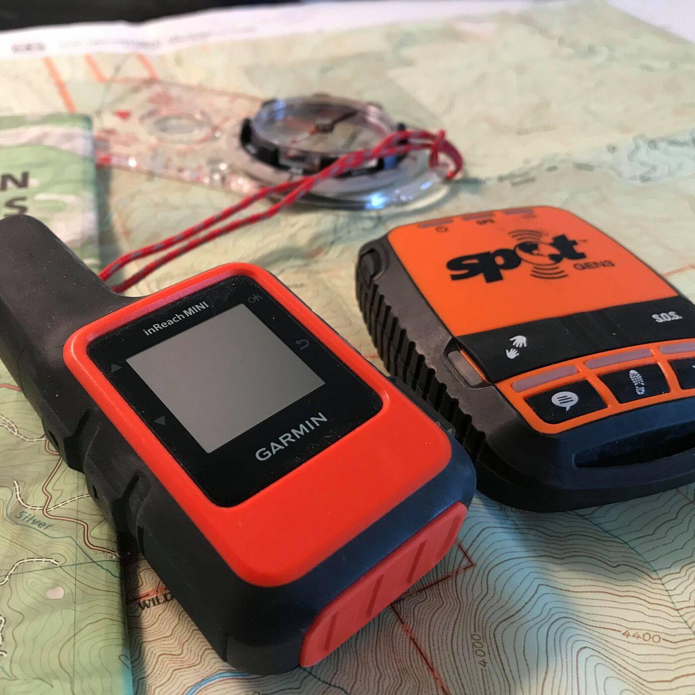 First 99 Gear Review - Spot vs. Garmin GPS trackers
