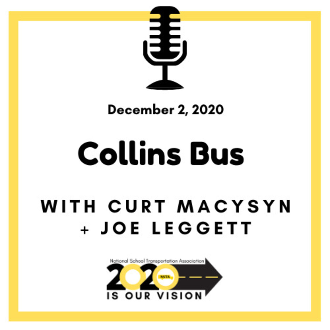Collins Bus | Joe Leggett, Vice President of National Accounts