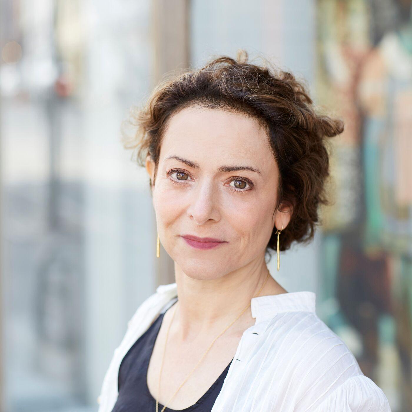Julie Metz - Great Story Meets Great Story Teller