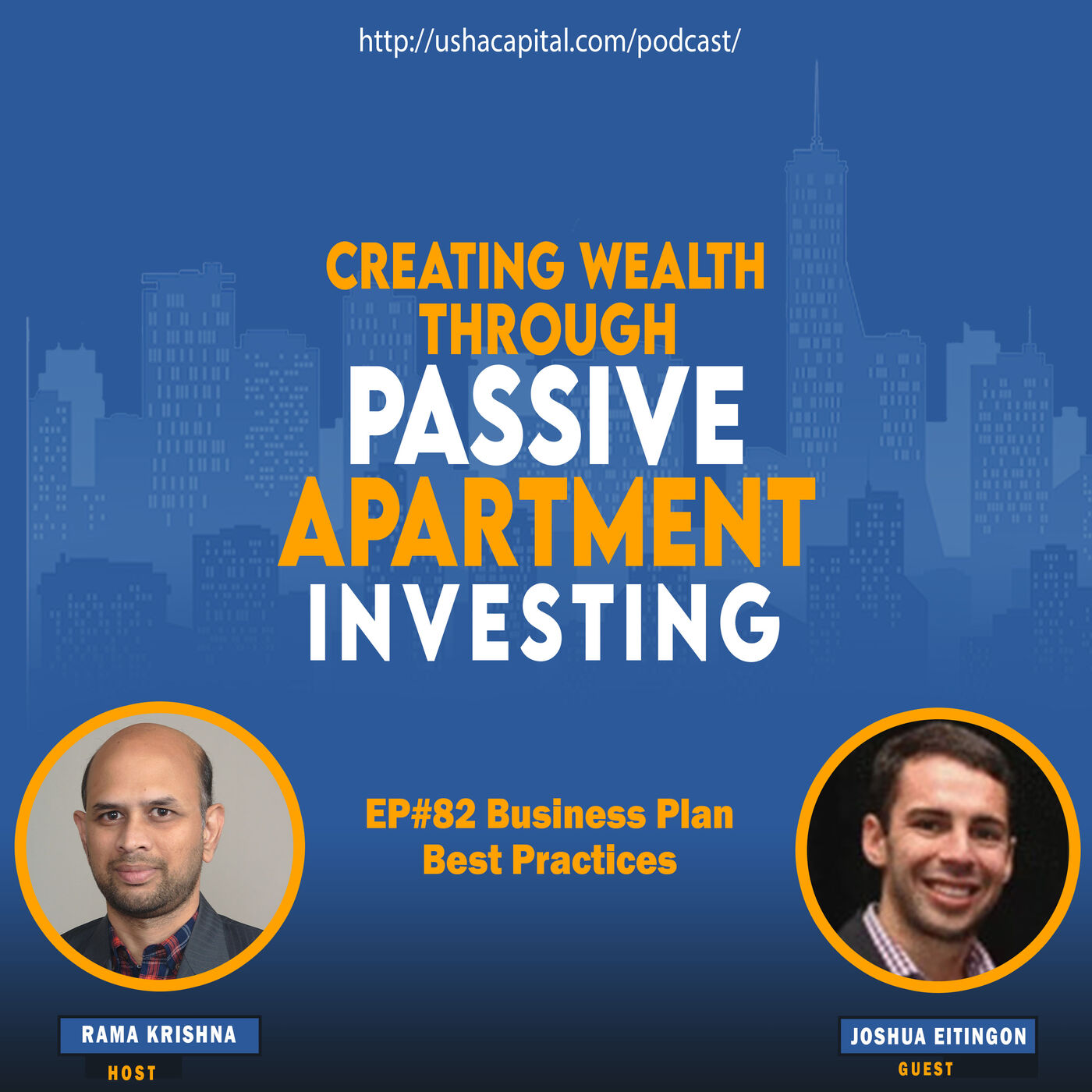 EP#82 Business Plan Best Practices with Joshua Eitingon