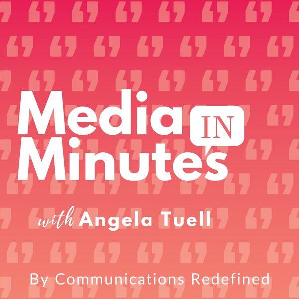 Media in Minutes Podcast Artwork Image