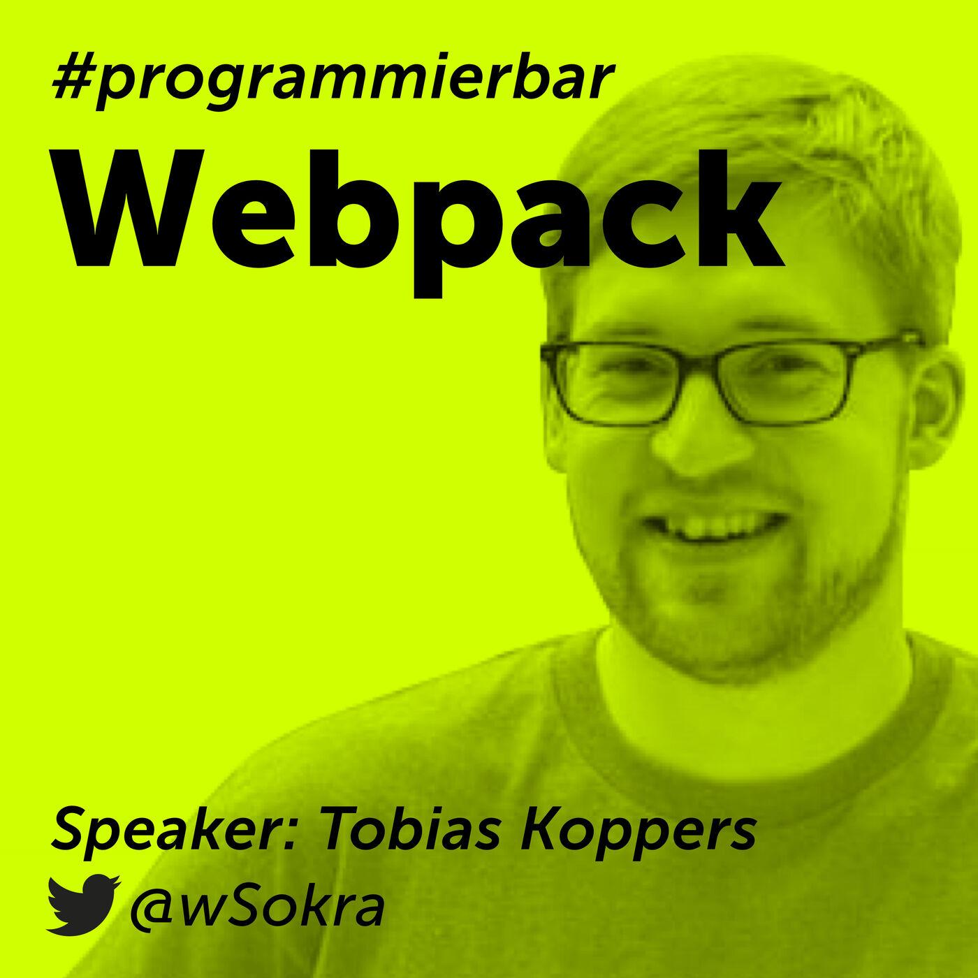 Folge 59 - Webpack mit dem Gründer Tobias Koppers