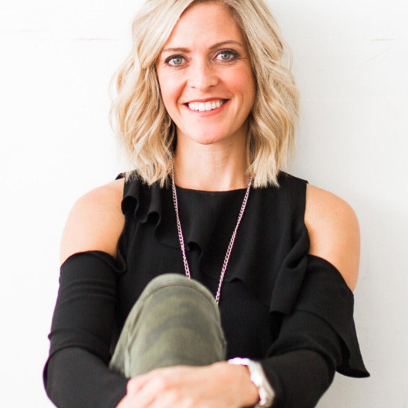 Jen Griswold - Air Force Veteran, Author and Serial Entrepreneur (Season 3, Episode #48)